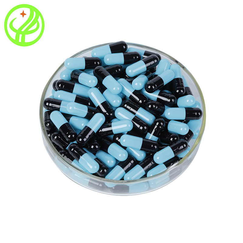 Black Blue-HALAL Capsule