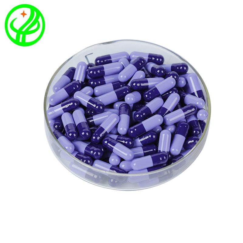 Dk purple Lt. purple
