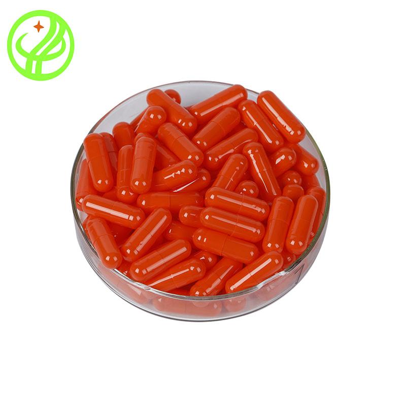 Orange-HALAL Capsule