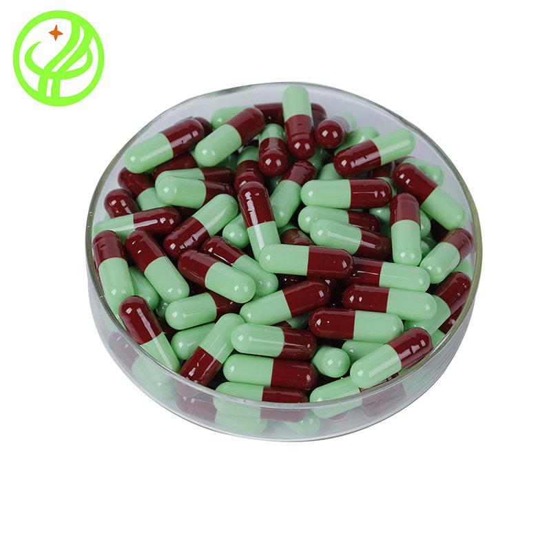 Red Green-3-HALAL Capsule