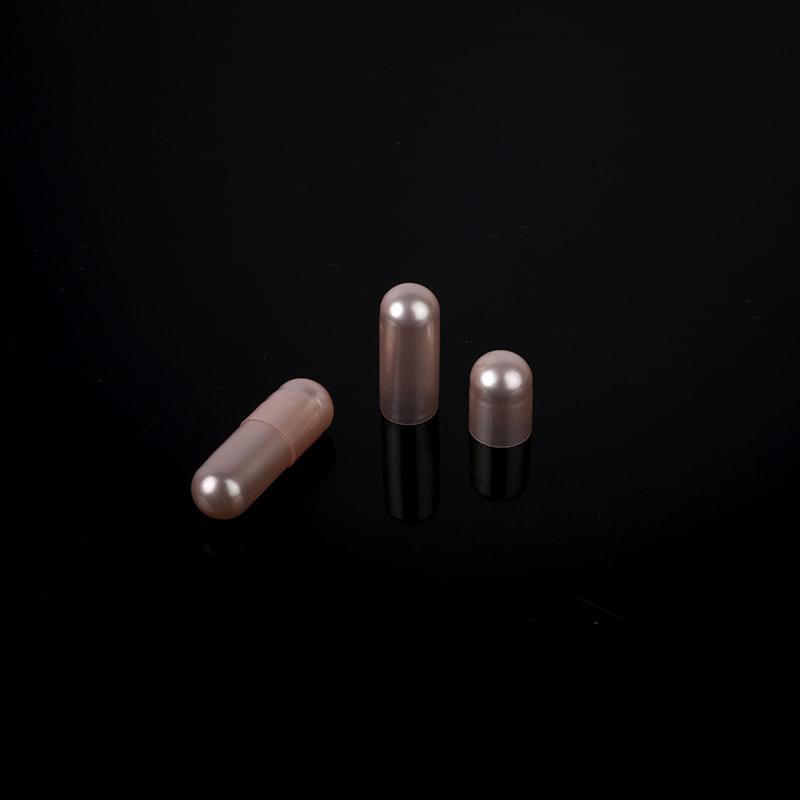 Pink-Pearl capsule