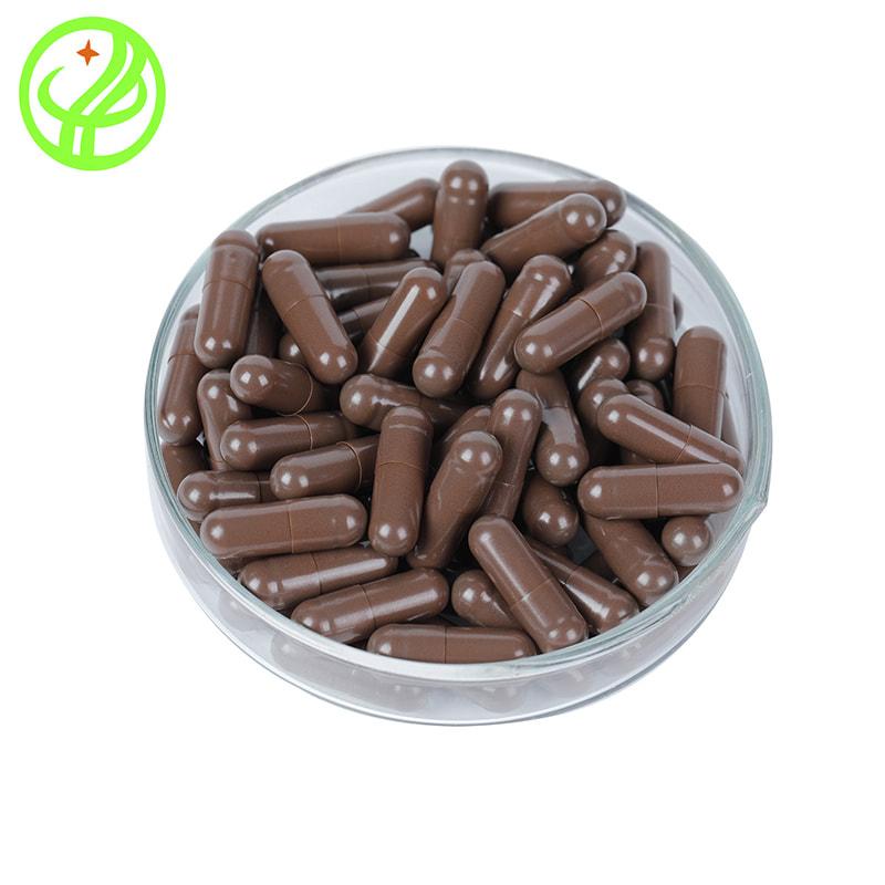 brown-HPMC capsule