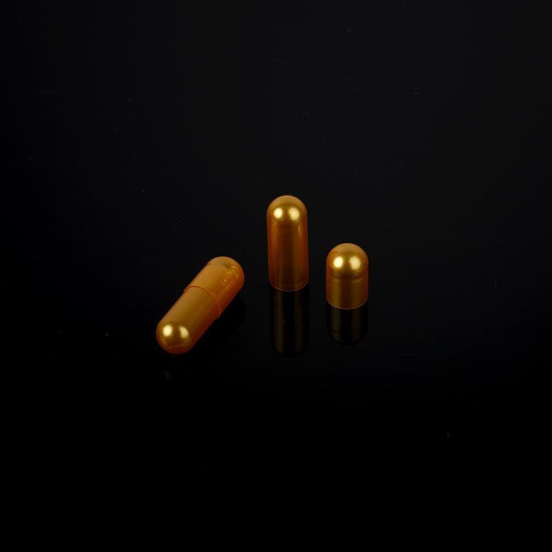 Golden-Pearl capsule